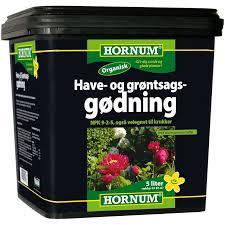 Hornum have og gr
