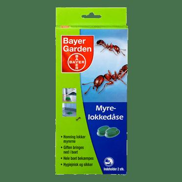 Myrelokkedåse Bayer