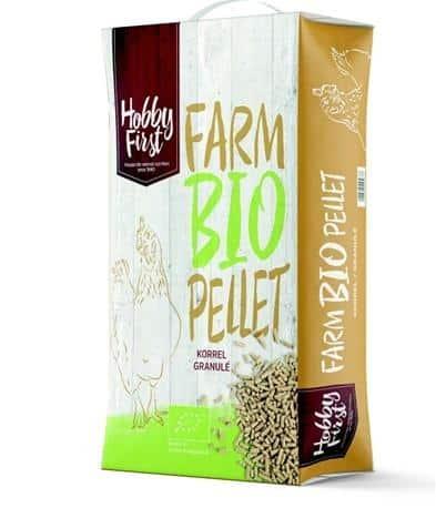 Hobby first bio pellet
